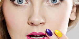 This Woman Applying 116 Coats of Nail Polish Is Mesmerizing AF
